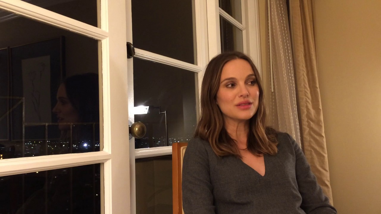 Natalie Portman on playing Jaqueline Kennedy in 'Jackie ...