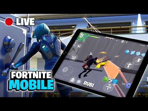 🔴 Fortnite Mobile Live Stream / 1068+ Wins 😏 / iPad 4 finger Claw (Chapter 2 tips & Gameplay)Kaynak: YouTube · Süre: 3 saat14 dakika56 saniye