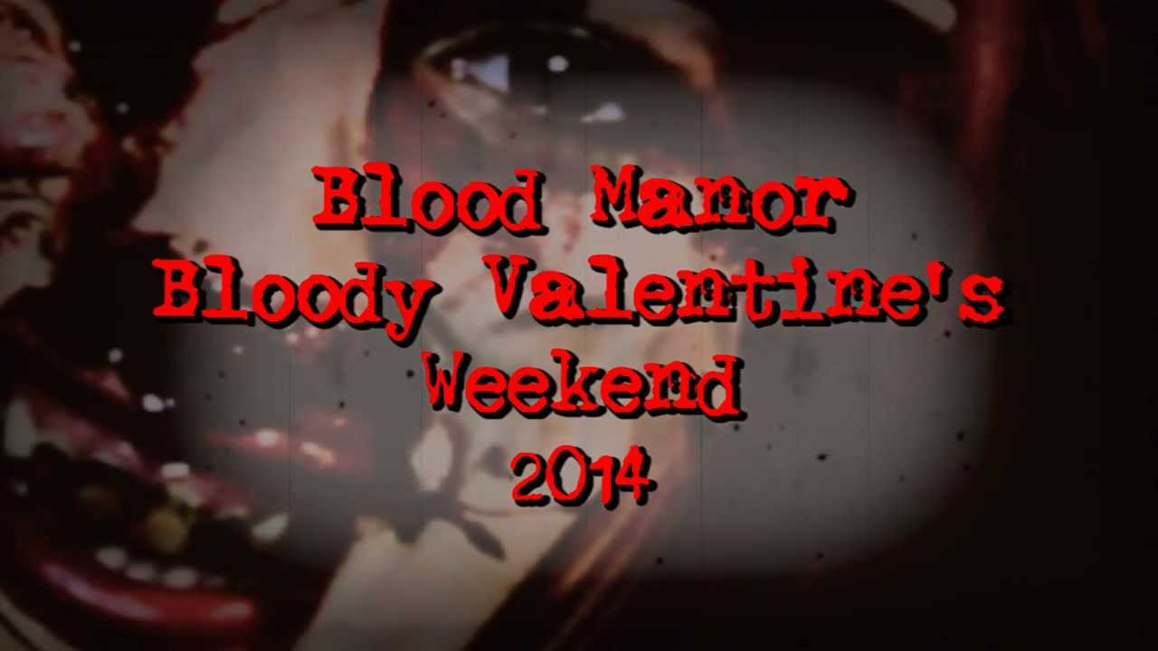 the secret admirer (blood manor bloody valentine's day promo 2014, Ideas