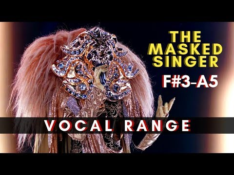 Rumer Willis (Lion) - Vocal Range in The Masked Singer