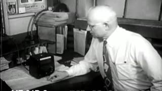 Radio Gets A Factory Job (1953)
