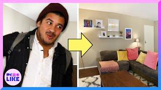 Eli Livingroom Makeover