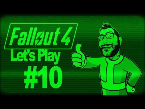 A POR EL CALVO ROBAHIJOS - Fallout 4 - Ep 10