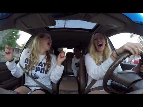 Belmont WBB Car Karaoke