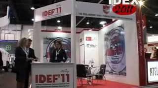 IDEX 2011 ABU DHABI | Savunma Fuari