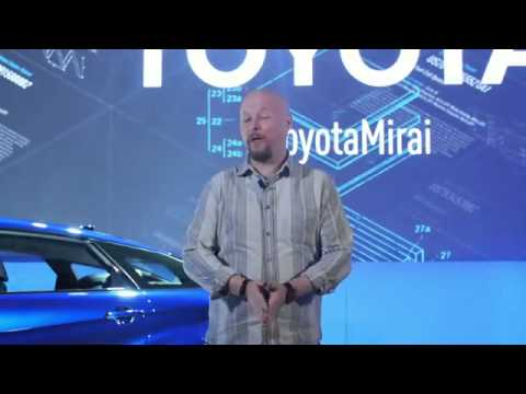Toyota Releases Hydrogen Fuel Cell Patents Royalty-Free  CES 2015