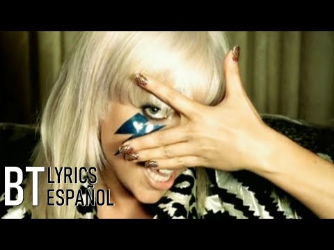 Lady Gaga - Just Dance ft. Colby O'Donis (Lyrics + Español) Video Official