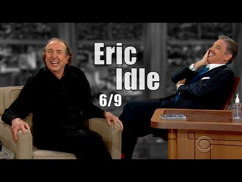 Eric Idle  Craig Is A Huge Fan  69 Visits In Chron Order
