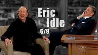 Eric Idle - Craig Is A Huge Fan - 6/9 Visits In Chron. Order
