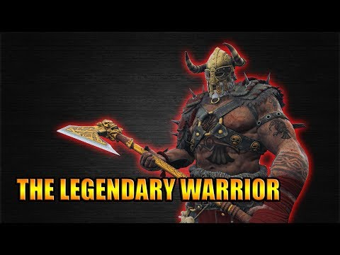 I Feel ... LEGENDARY Today! - Crazy Stuff Happened While Streaming 3 Hours Raider [For Honor]