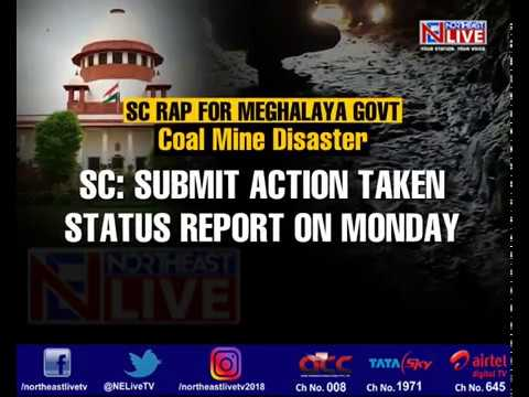 Strict action against mine owners: SC orders Meghalaya govt