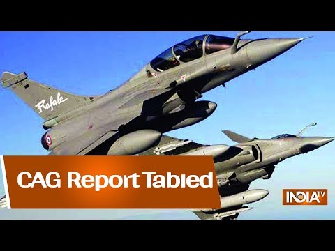 CAG Report On Rafale Deal: 'NDA Rafale Deal 2.86% Cheaper; Saved 17% On India-Specific Enhancements'