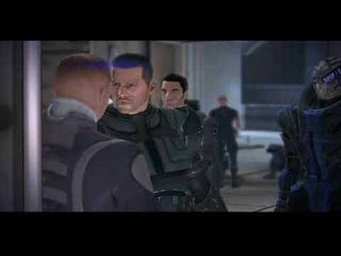 Mass Effect Commander Shepard Is Such A Jerk