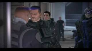 Mass Effect: Commander Shepard Is Such A Jerk