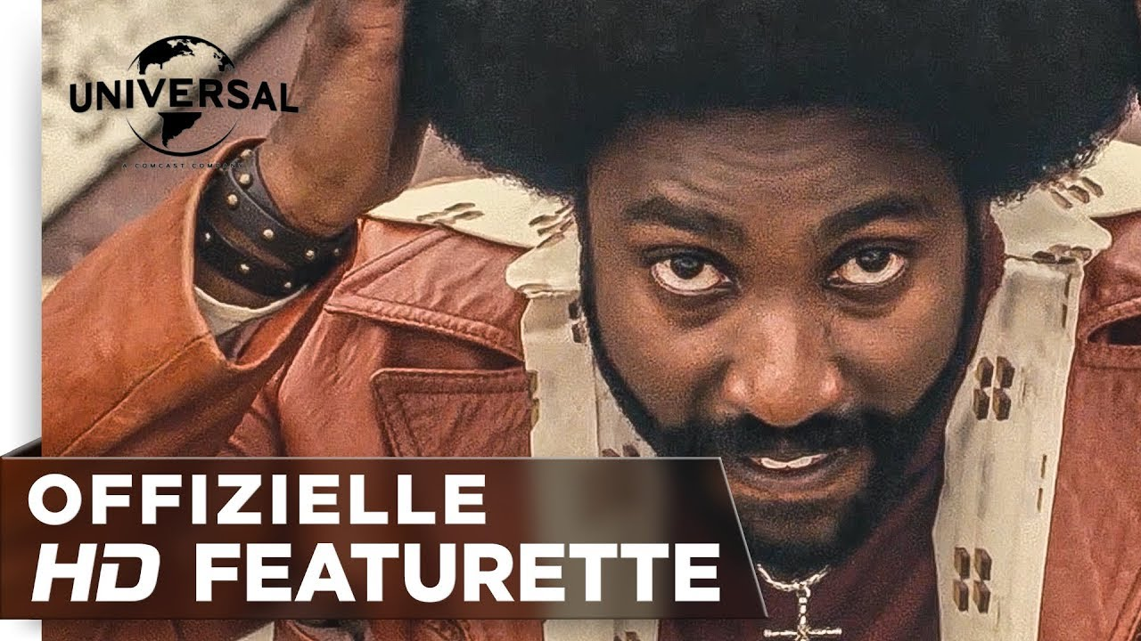 "BlacKkKlansman - Featurette ""Spikes Legacy"" Featurette german/deutsch HD"