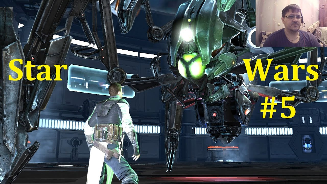 Star Wars: The Force Unleashed II ► Зачистка корабля #5