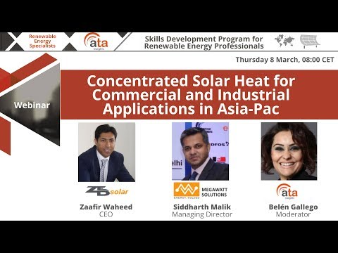 CSH for Commercial and Industrial Applications in Asia-Pac