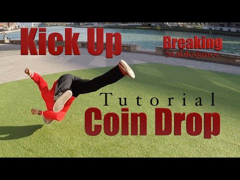 Breaking Power mover Tutorial // Kick Up, Kip up & Coin Drop Basic / Breaking Stabledance thumbnail