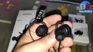 Nokia Active Wireless Earphones BH-501 Review   unboxing   Best Budget Wireless Earphone