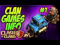 NEXT CLAN GAMES! NEW MAGIC ITEMS COMMING? CLASH OF CLANS•FUTURE T18