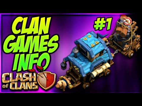 NEXT CLAN GAMES LEAKED! NEW MAGIC ITEMS COMMING? CLASH OF CLANS•FUTURE T18