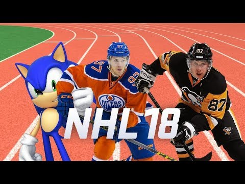 ► NHL 18 Speed Test I Fastest Players in NHL I 1080p60 I SpeCray