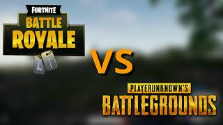 Fortnite vs PUBG | Which One Is For You?