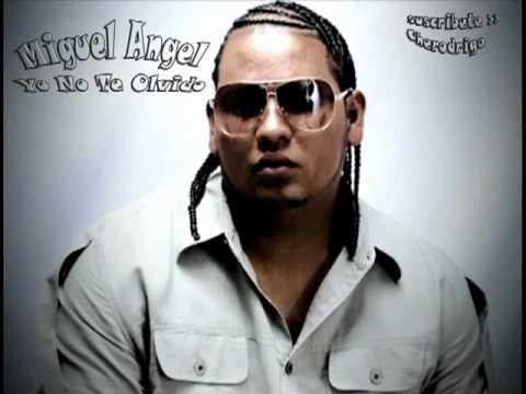 miguel angel - yo no te olvido reggaeton romantico 2010