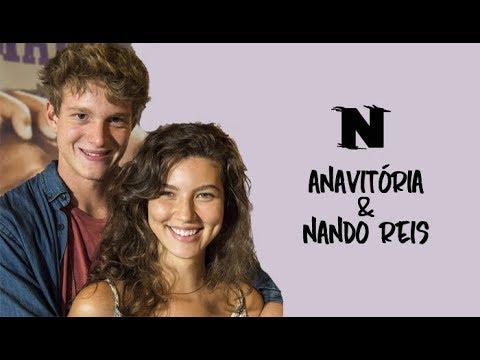 ANAVITÓRIA & Nando Reis - N - Malhação Toda Forma de Amar Legendado