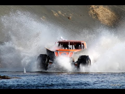Icelandic Formula Offroad - Round 1, Hella