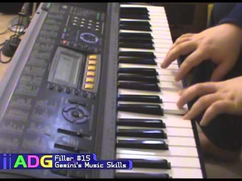 ADG Filler #15 - Gemini's Music Skills