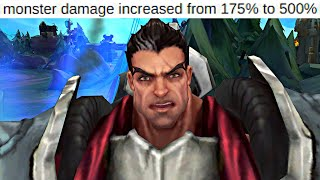 New Jungle Darius is BROKEN?! Riot PBE Buff...