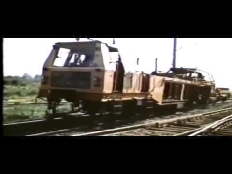 График движения поездов avi
