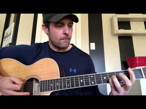 Crush-Guitar Tutorial-Dave Matthews Band