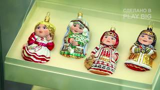 Фільм про завод клинській Ялинкової іграшки ''Ялинка''