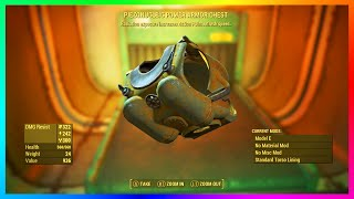 fallout 4 legendary power armor suit location guide piezonucleic power armor tutorial fo4