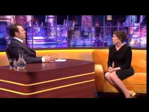 Olivia Colman on The Jonathan Ross
