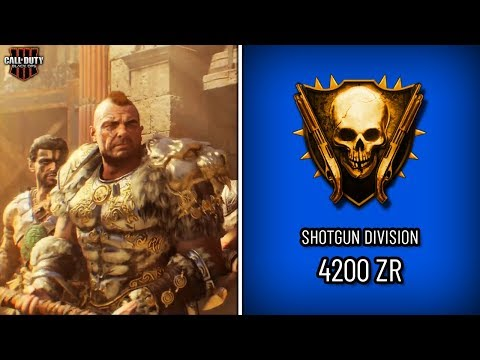 BLACK OPS 4 ZOMBIES *NEW* RANK SYSTEM
