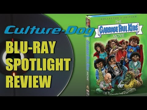Blu-Ray Review: The Garbage Pail Kids Movie (1987) [Scream Factory Collector's Edition]