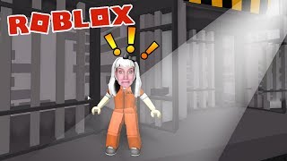 Roblox: NINA BRICHT FROM PRISON FROM - Digging for gold in face | Prison Escape Simulator