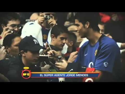 Jorge Mendes, el hombre más poderoso del fútbol Mundial
