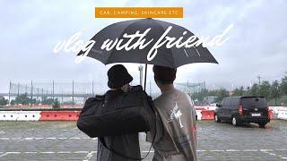 크로스핏 하는 친친의 라이프스타일 /운동/캠핑/옷/스킨…