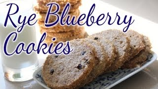 Rye Blueberry Cookies | Kitchen Vignettes | Pbs Food