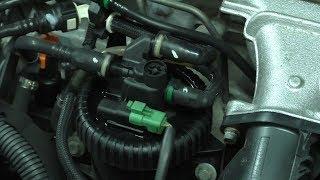 Техническое обслуживание Пежо 607 с мотором 2.2 Hdi (4HX)