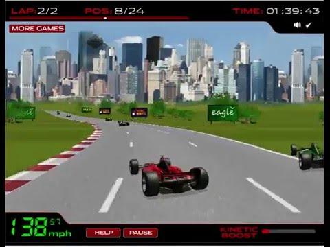 เกมส์รถแข่ง F1 - แข่งรถ Formula Racer