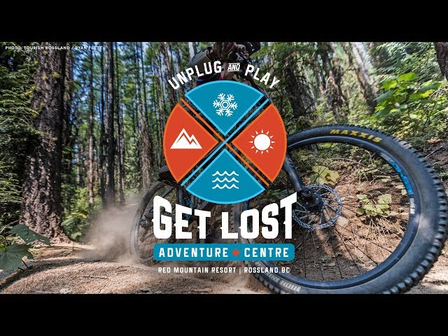 Mountain Biking with the GET LOST Adventure Centre