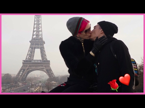 Thumbnail: PARIS WITH NATHAN.... GETTING TATTOOS & IMATS MAKEUP SHOW!