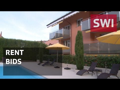 Controversial rental auction in Canton Vaud
