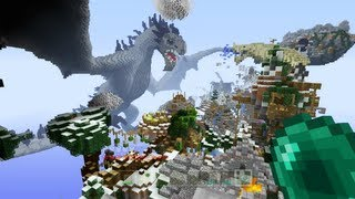 Minecraft Xbox - Dragons Realm - Michael Myres Map thumbnail
