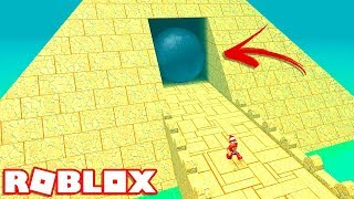 I PLAYED the TEMPLE RUN SIMULATOR at ROBLOX → Tomb Rush 🎮